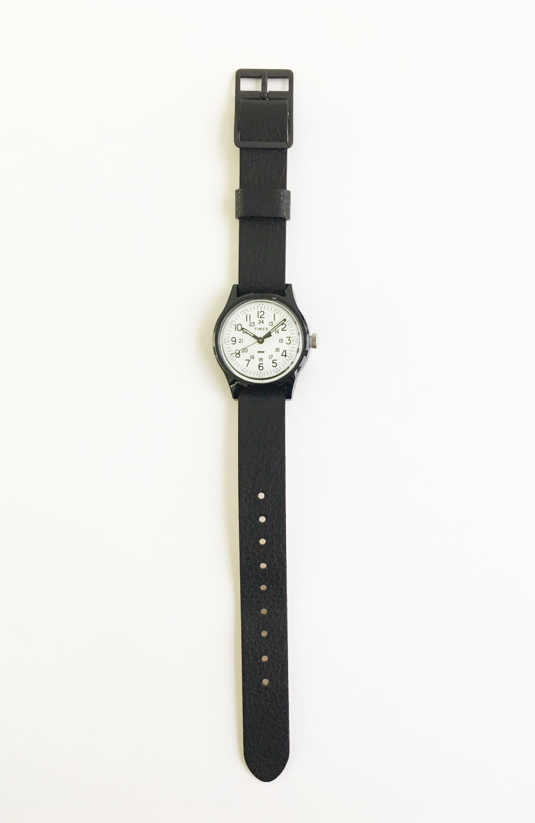 haco! TIMEX Original Camper 29mm <ブラック>の商品写真3