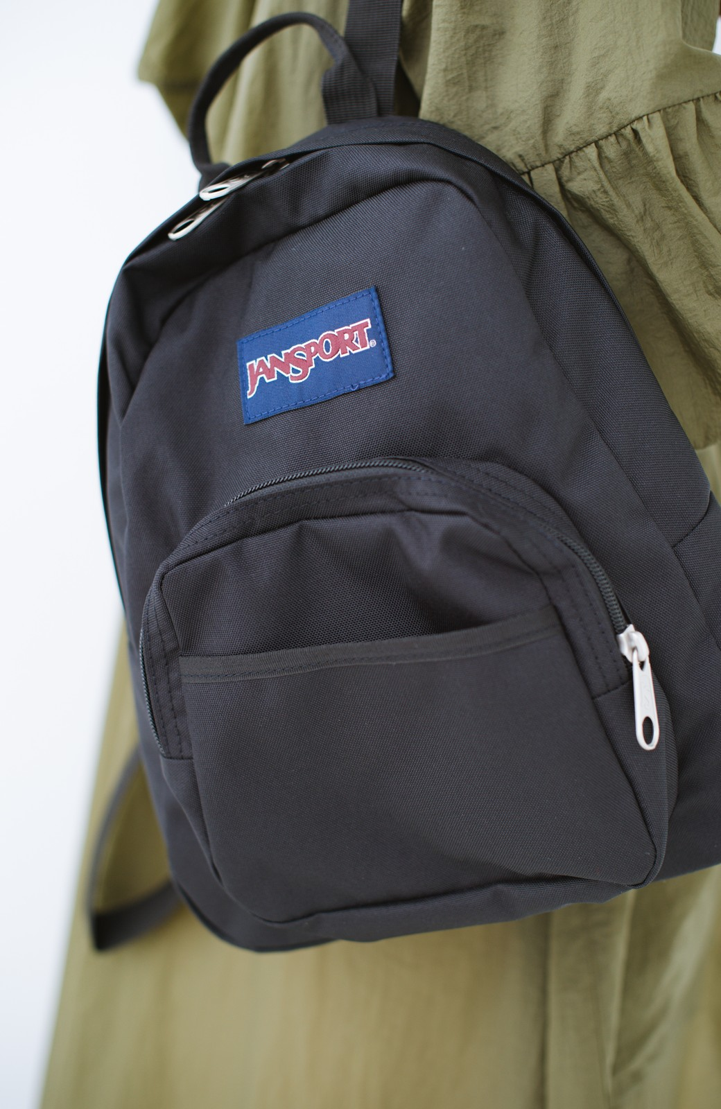 haco! JANSPORT HALF PINT <ブラック>の商品写真3