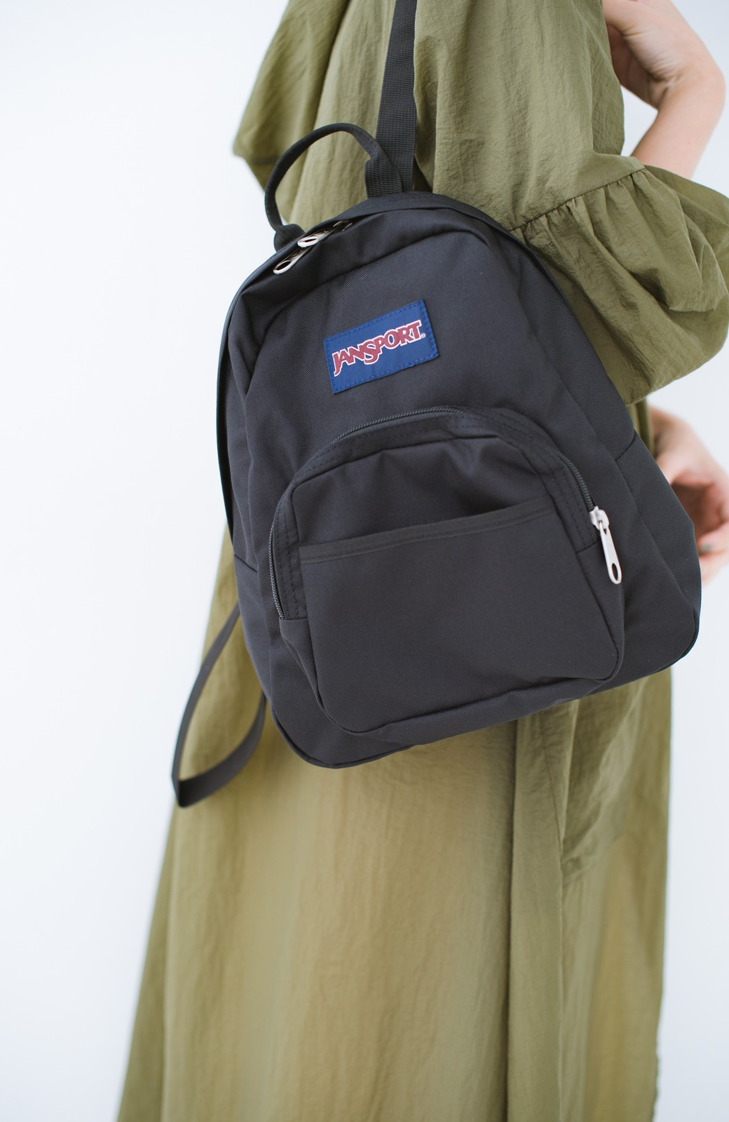 haco! JANSPORT HALF PINT <ブラック>の商品写真1
