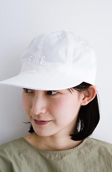 haco! F/CE. (エフシーイー)8 PANNEL CAP <ホワイト>の商品写真