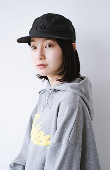 haco! F/CE. (エフシーイー)8 PANNEL CAP <ブラック>の商品写真