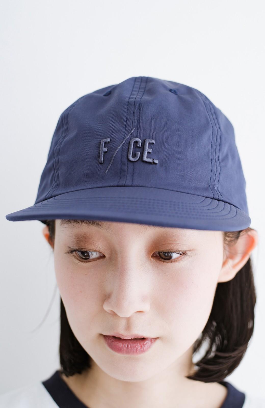 haco! F/CE. (エフシーイー)8 PANNEL CAP <ネイビー>の商品写真2
