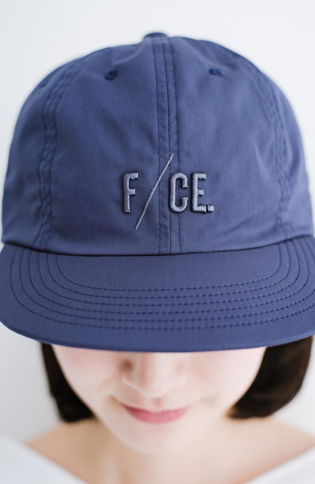 haco! F/CE. (エフシーイー)8 PANNEL CAP <ネイビー>の商品写真4
