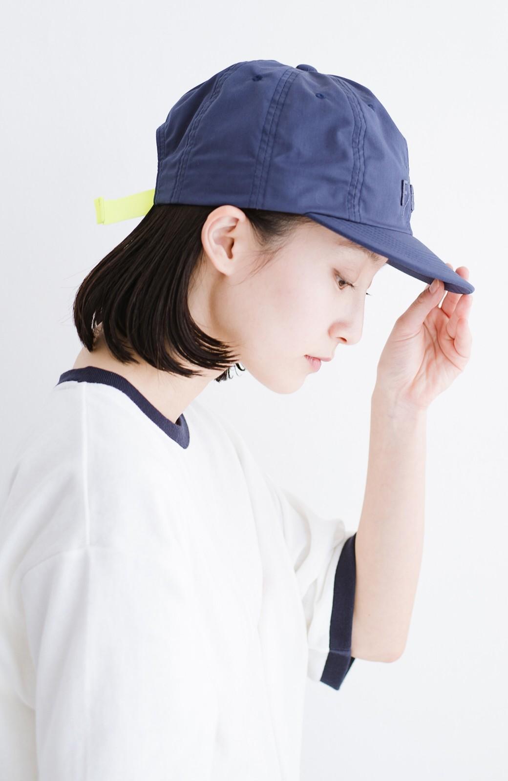 haco! F/CE. (エフシーイー)8 PANNEL CAP <ネイビー>の商品写真8
