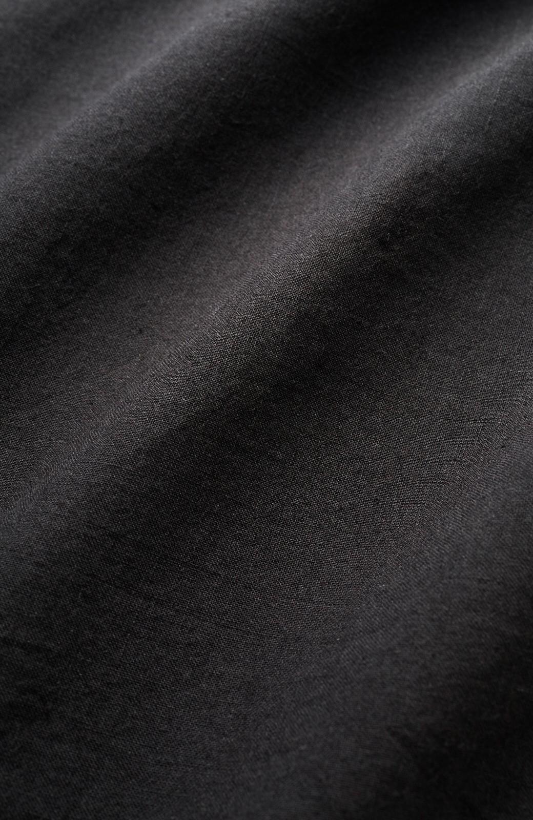 haco! おでかけしたくなる レース刺しゅうがかわいいワンピース <ブラック>の商品写真3