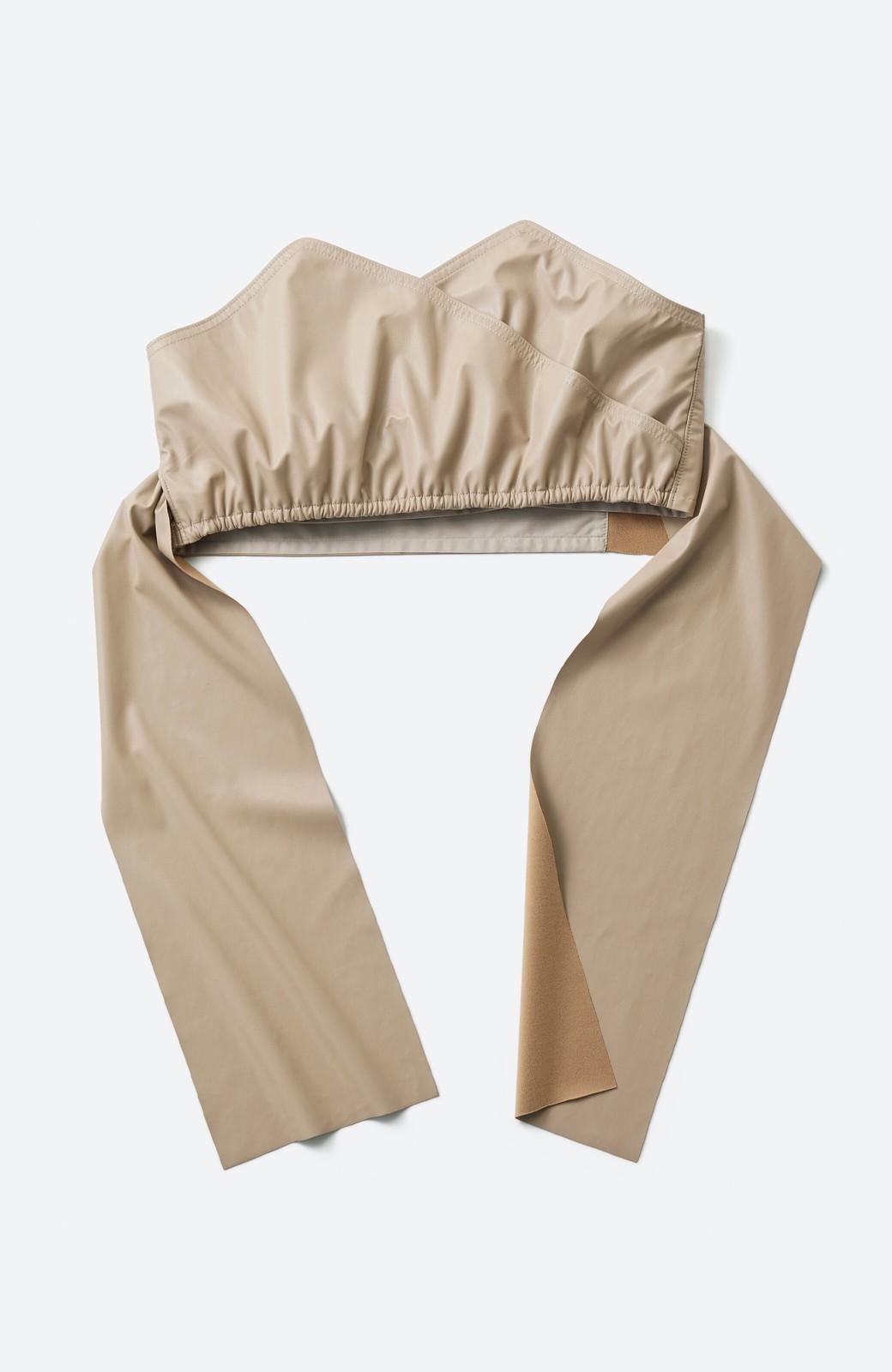 haco! Tシャツを女っぽく着こなせるオトナセットbyMAKORI <ホワイト>の商品写真4