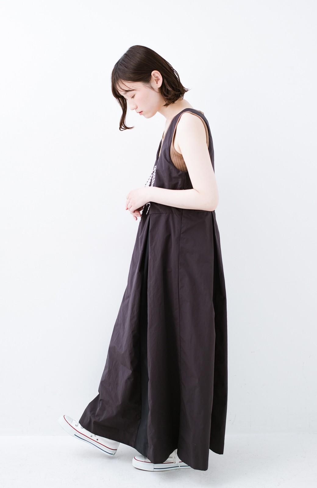 haco! F/CE.(エフシーイー) RACE UP DRESS <ブラック>の商品写真7