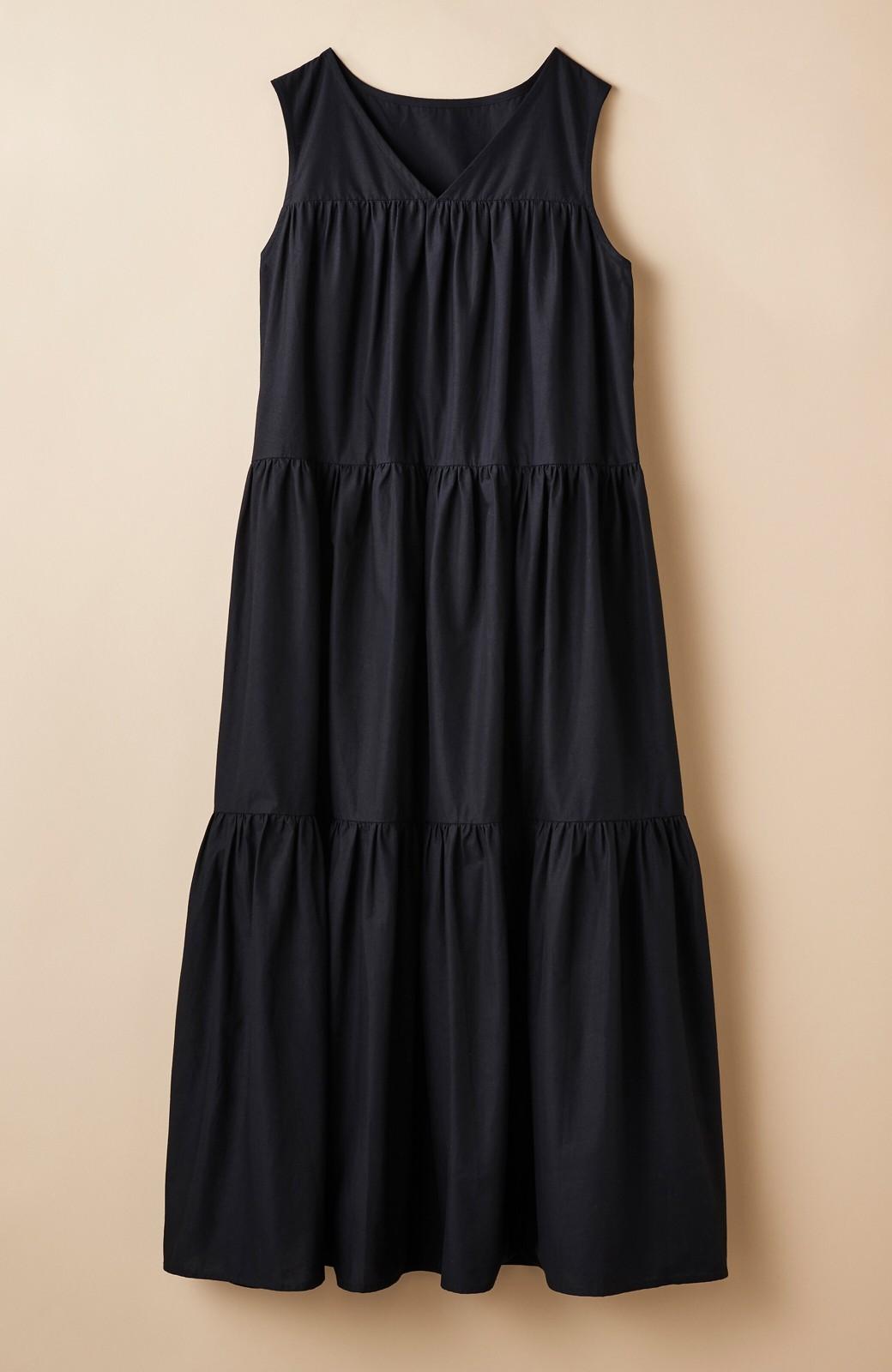 Haco 暑いときにはこれしかない 1枚で着られるティアード