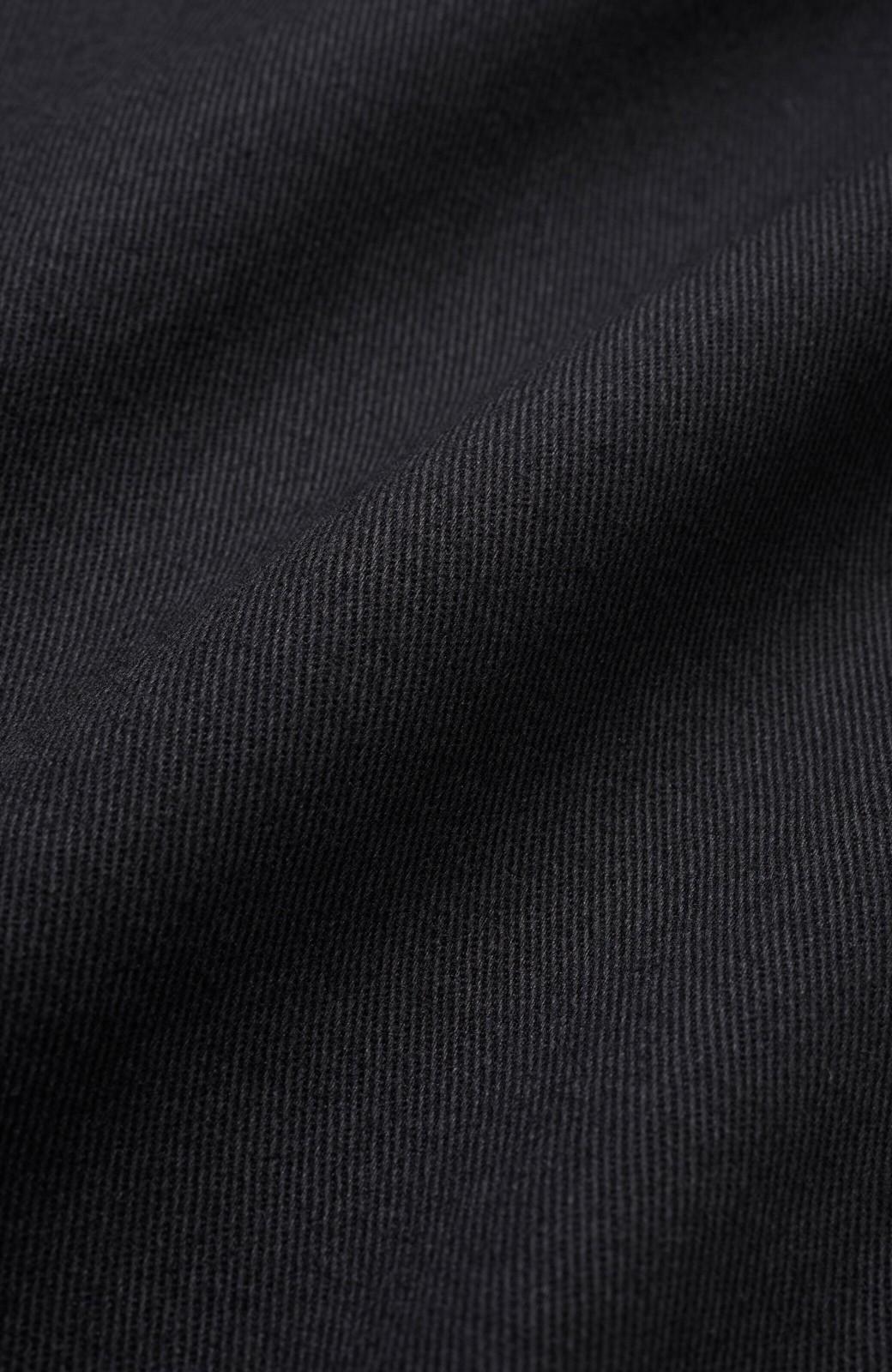 haco! 【おちび党】おちびのための究極の1本! 丈とシルエットと着まわし力が自慢のキレイめワイドパンツ <ブラック>の商品写真4