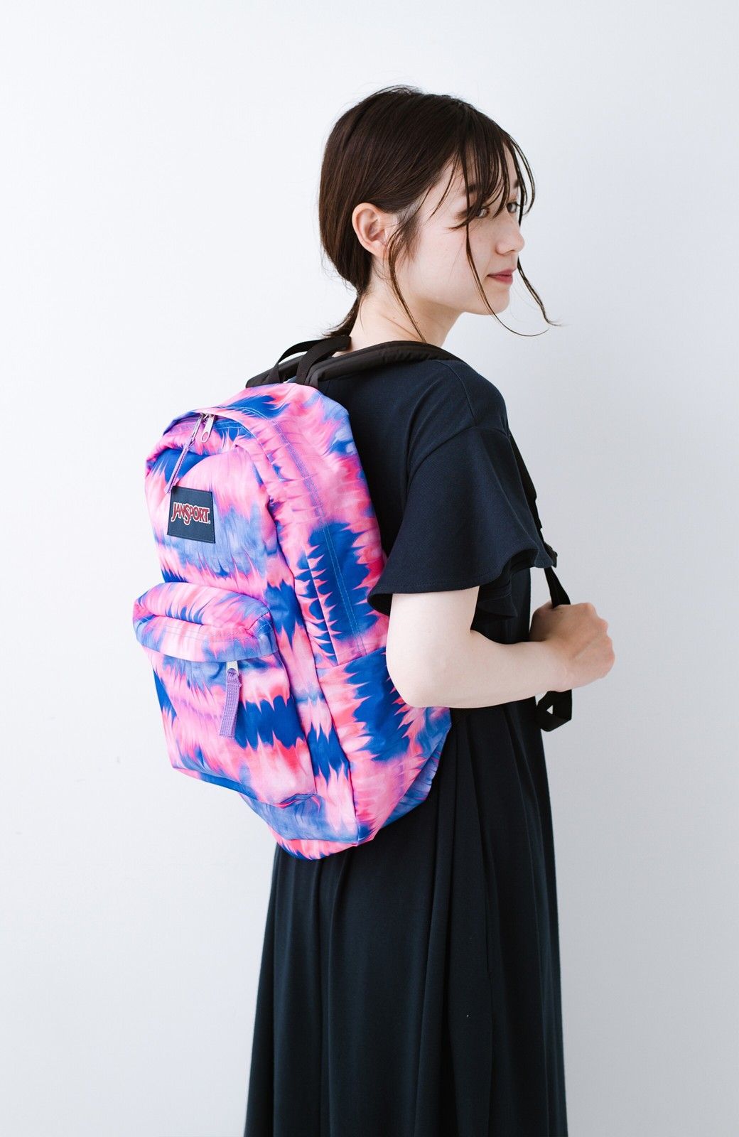 haco! 【新色追加】JANSPORT SUPERBREAK リュック <ピンク系その他>の商品写真6