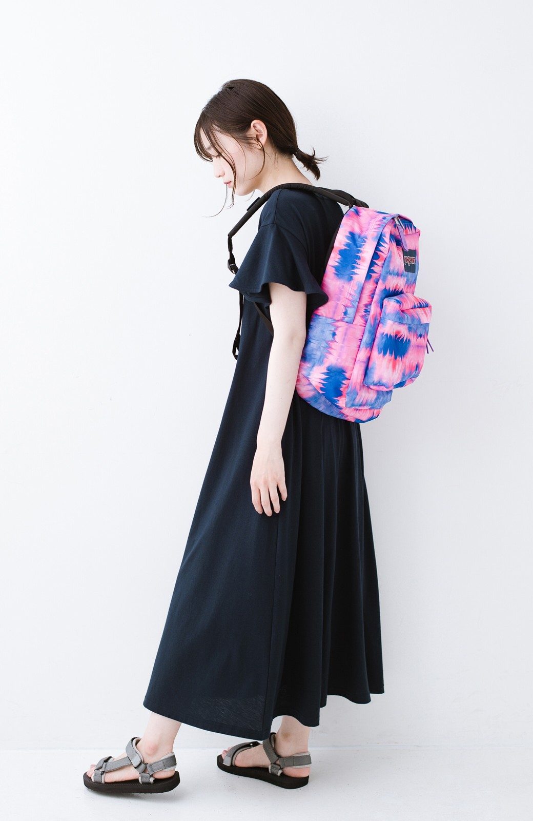 haco! 【新色追加】JANSPORT SUPERBREAK リュック <ピンク系その他>の商品写真3