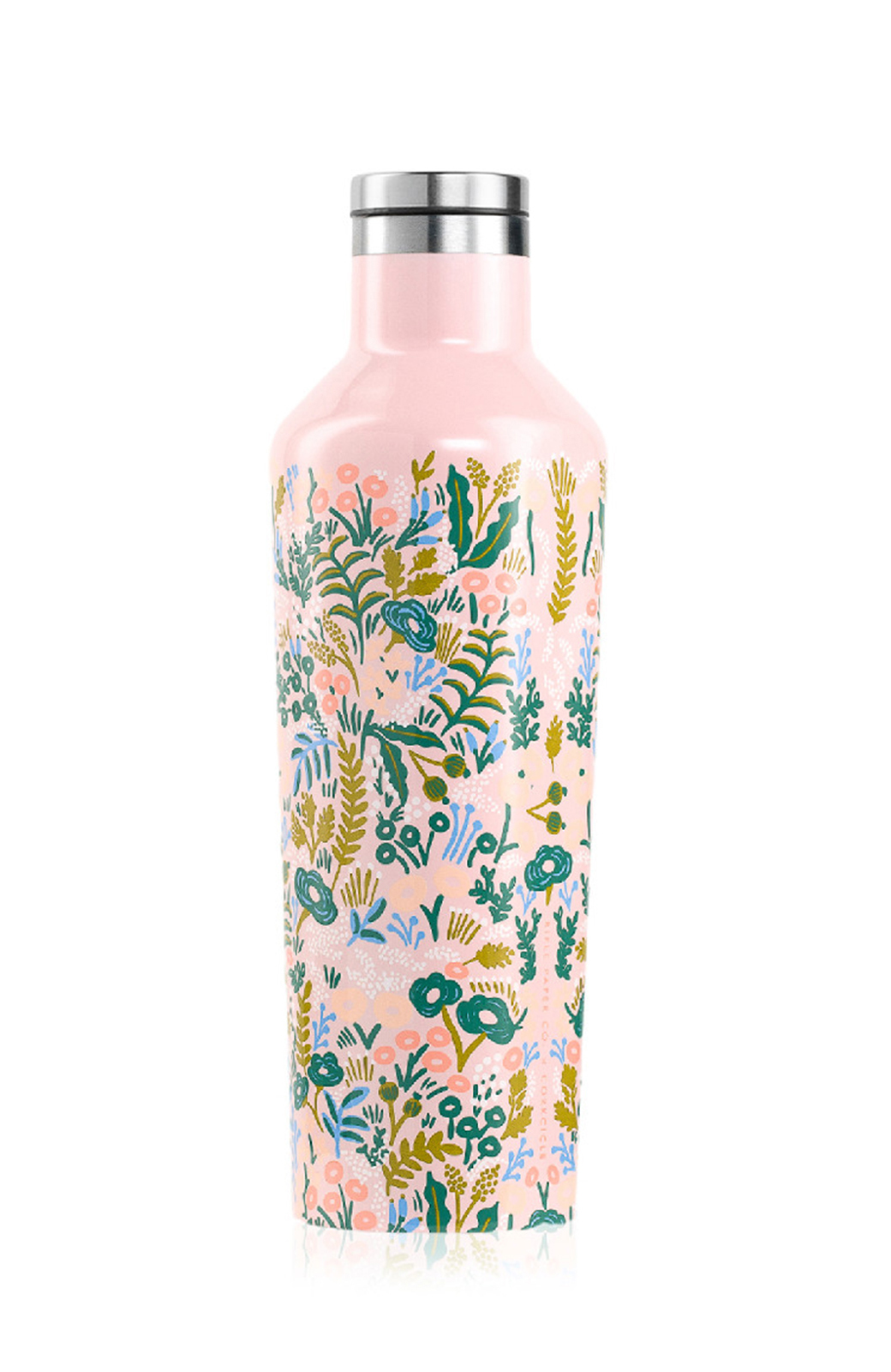 haco! RIFLE PAPER CO.× CORKCICLE. CANTEEN 16oz/470ml <ピンク>の商品写真1