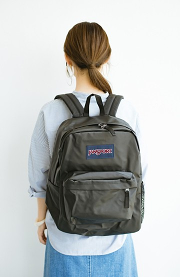 haco! JANSPORT HYPER BREAK <ブラック>の商品写真