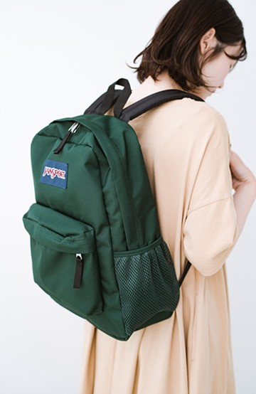 haco! JANSPORT HYPER BREAK <グリーン>の商品写真