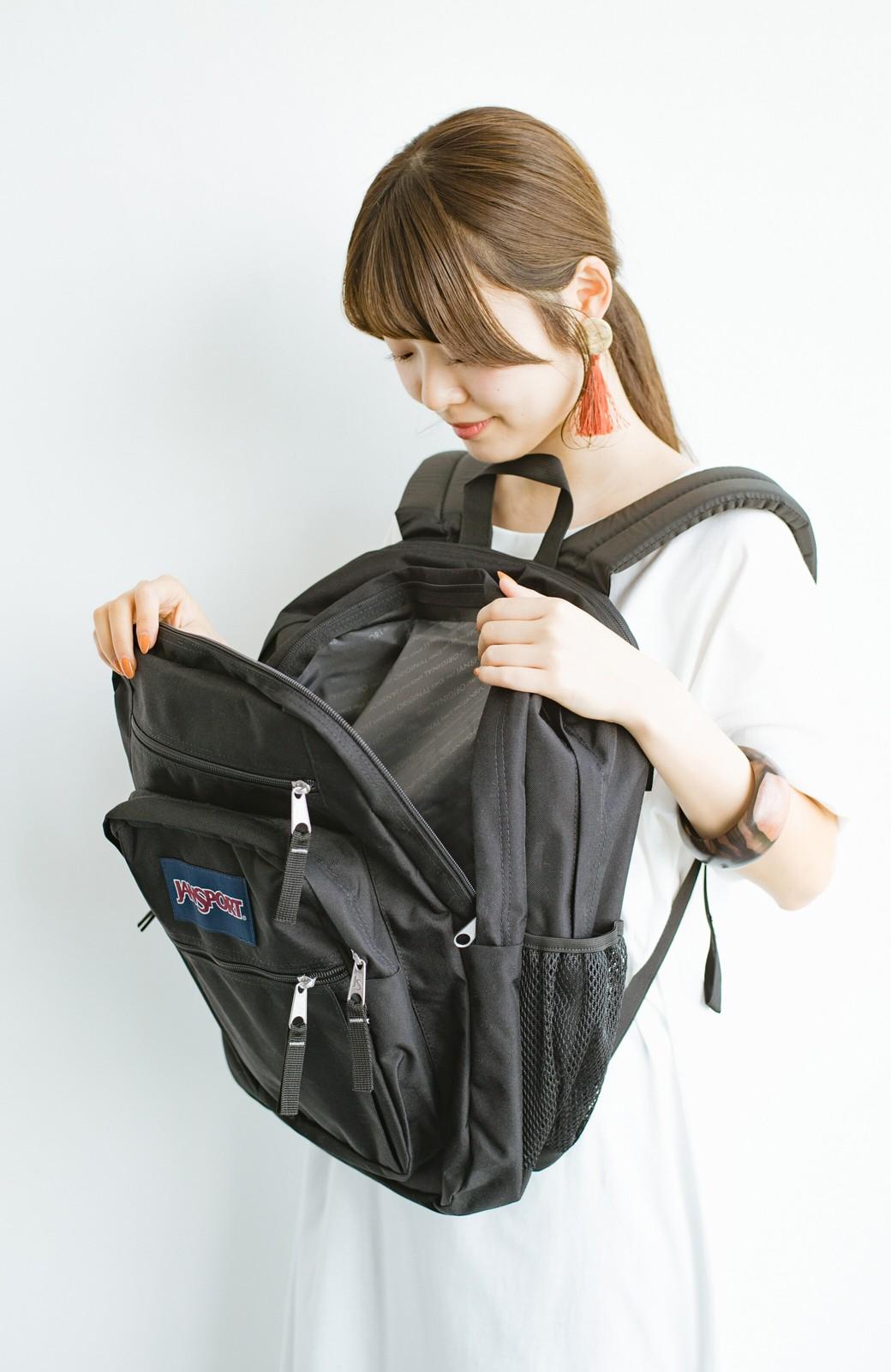 haco! JANSPORT NEW BIG STUDENT <ブラック>の商品写真11