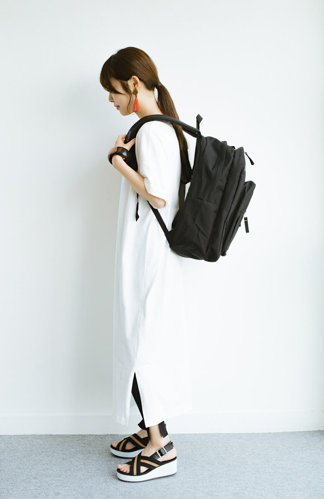 haco! JANSPORT NEW BIG STUDENT <ブラック>の商品写真5