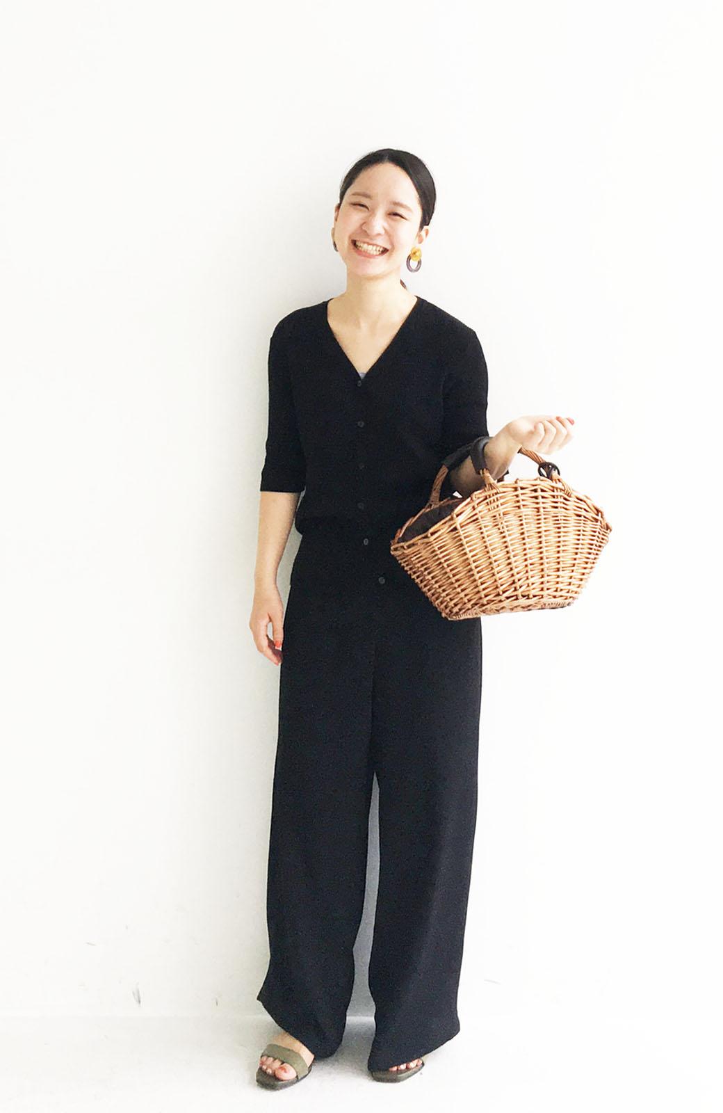 haco! \残りわずか/夏こそ涼しい顔して女っぽ計画!着まわしも洗濯お手入れも簡単だけどちゃんとかわいいセットbyスタッフさめちゃん。 <その他>の商品写真25
