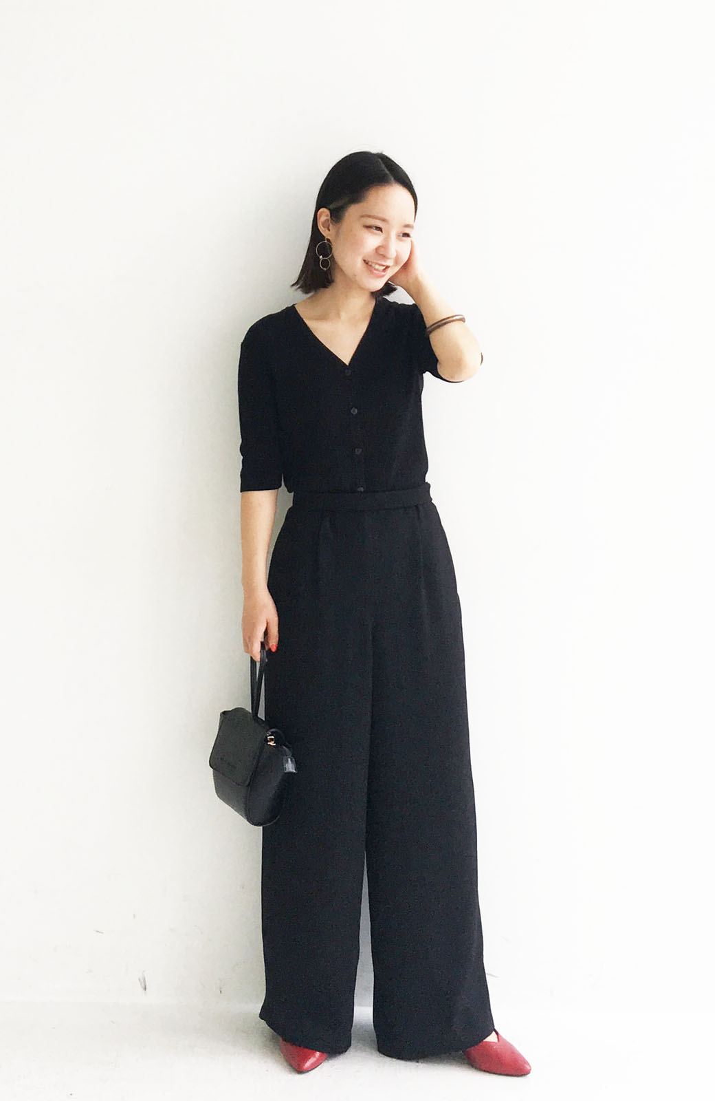 haco! \残りわずか/夏こそ涼しい顔して女っぽ計画!着まわしも洗濯お手入れも簡単だけどちゃんとかわいいセットbyスタッフさめちゃん。 <その他>の商品写真28