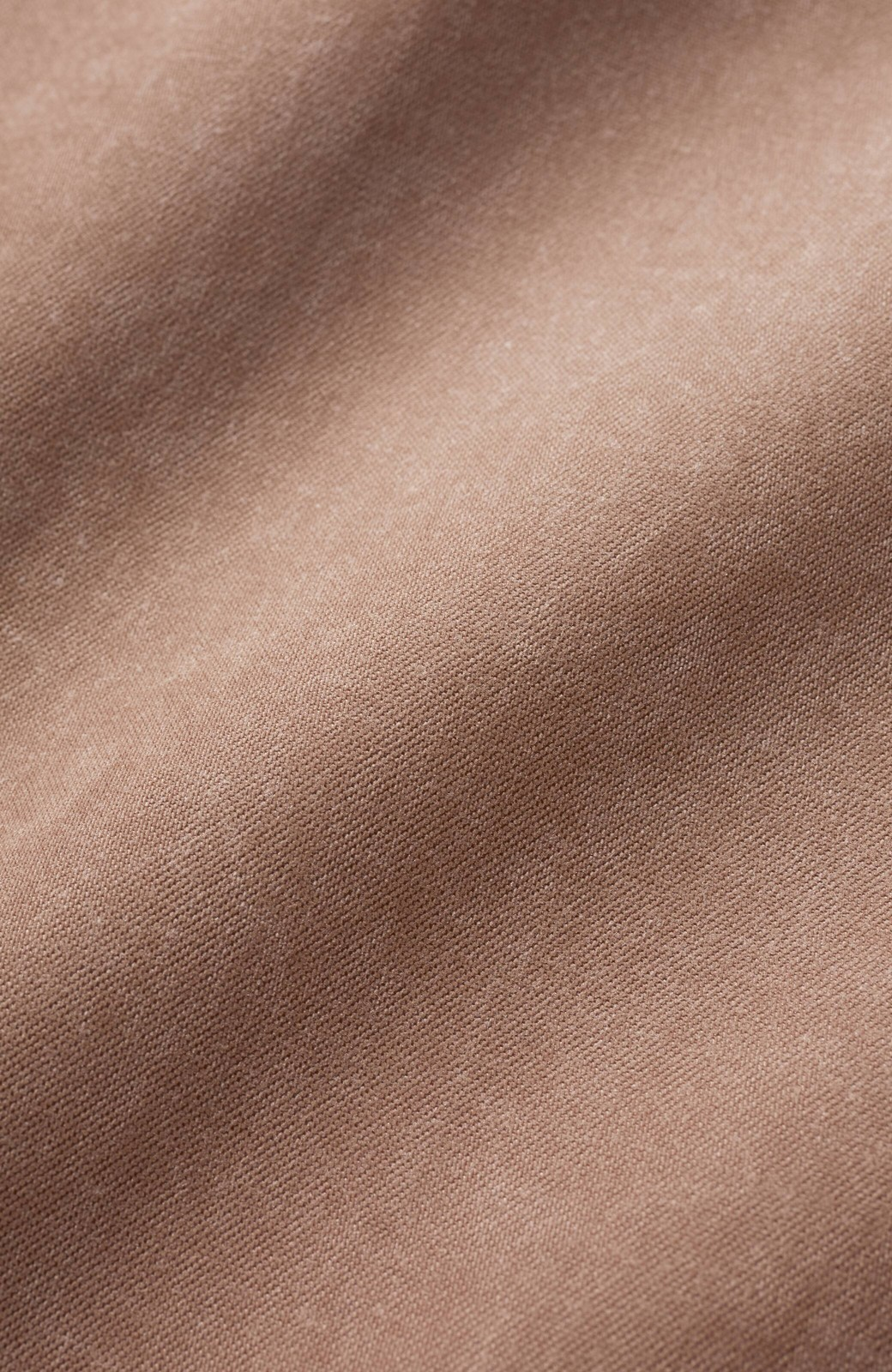 haco! 太ってもばれずに羽織っても便利なAラインワンピース <ブラウン>の商品写真4