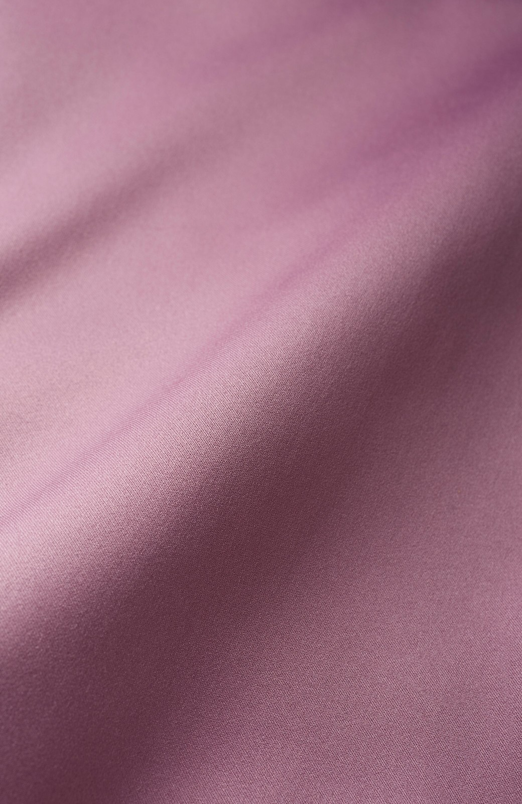 haco! スウェットやスニーカーを合わせても女っぽくいられるサテンマーメイドスカート by que made me <ピンク>の商品写真4