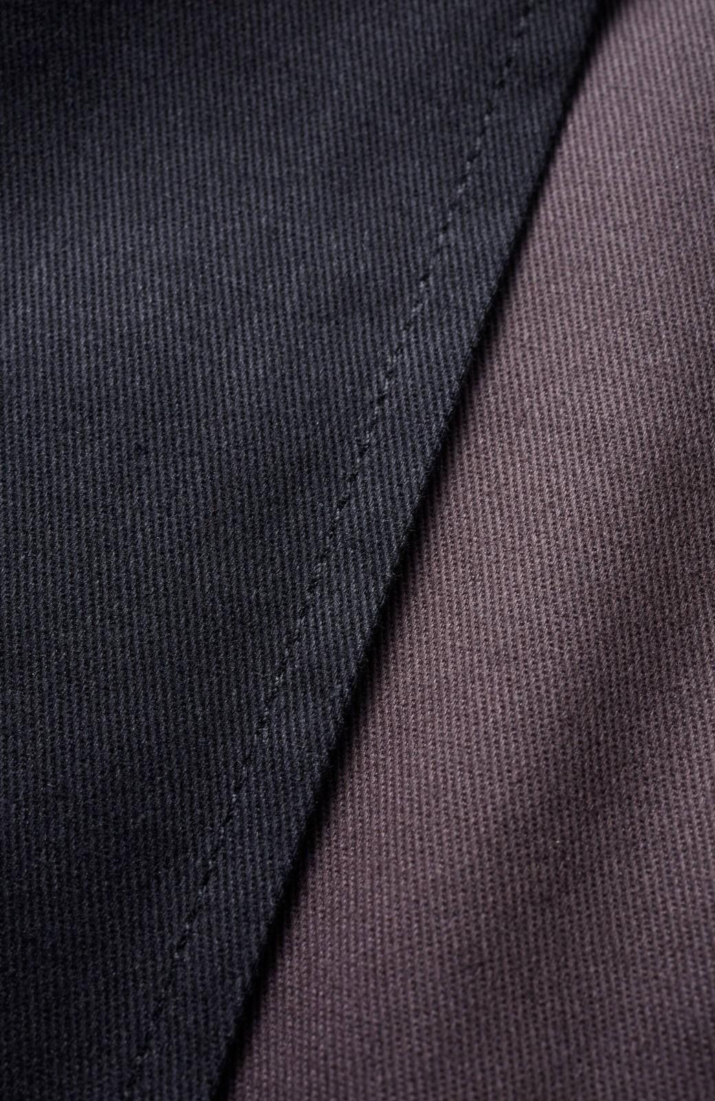 haco! 【スザンヌさんコラボ】配色プリーツのパネルスカート by LOVE&PEACE PROJECT <ブラック>の商品写真3