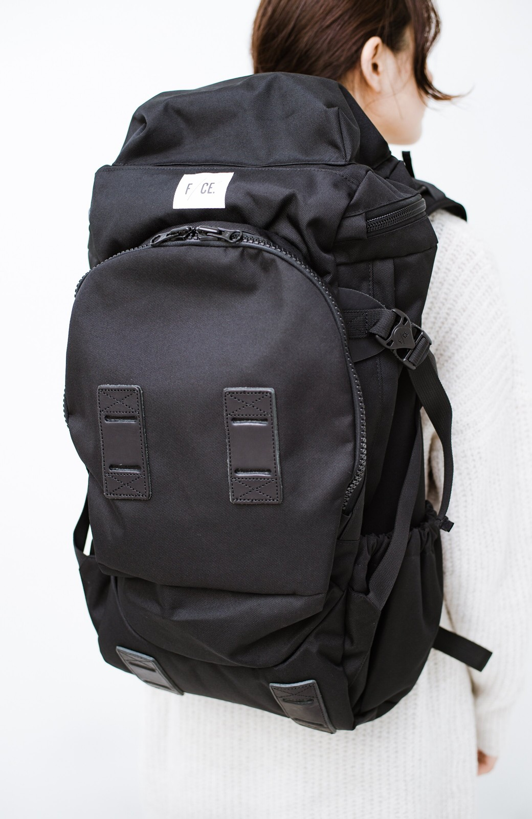 haco! F/CE.(エフシーイー) 950 BIG TRAVEL BP <ブラック>の商品写真2
