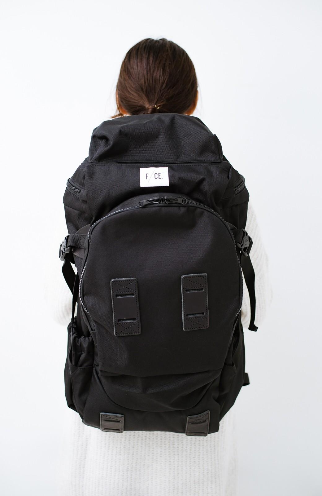 haco! F/CE.(エフシーイー) 950 BIG TRAVEL BP <ブラック>の商品写真8