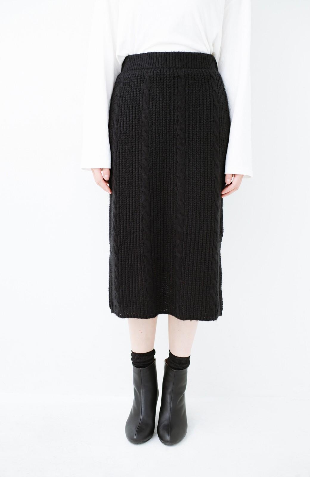 haco! これを履いたらパッと女っぽくなれちゃう便利なショートブーツ <ブラック>の商品写真3