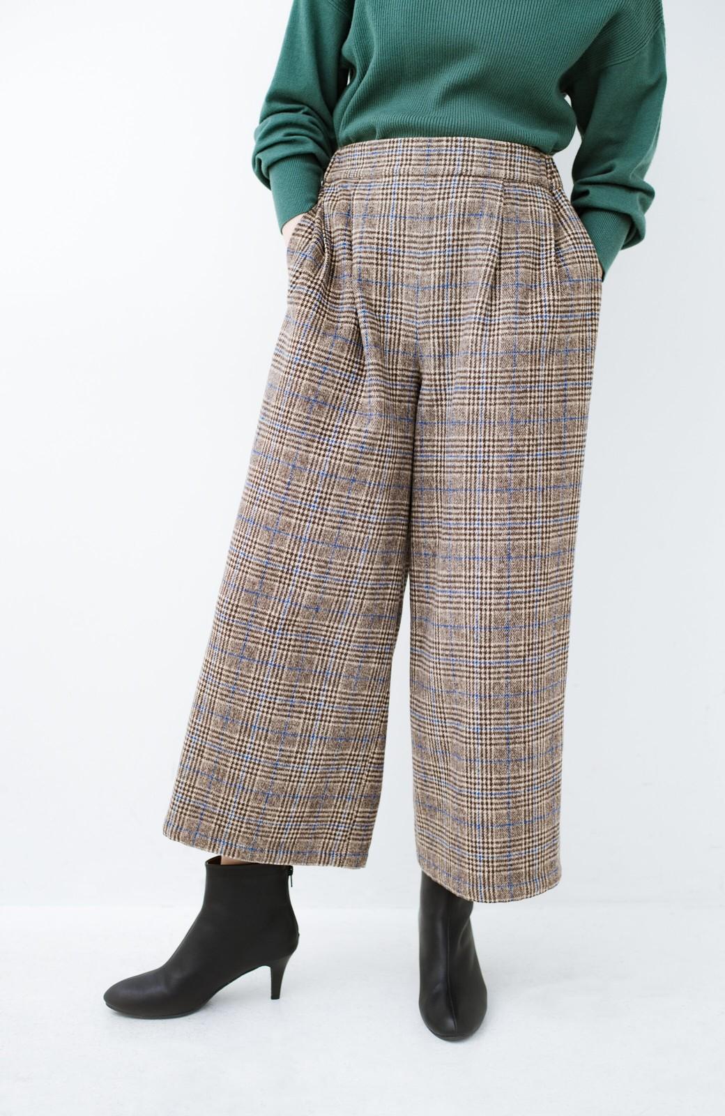 haco! これを履いたらパッと女っぽくなれちゃう便利なショートブーツ <ブラック>の商品写真10