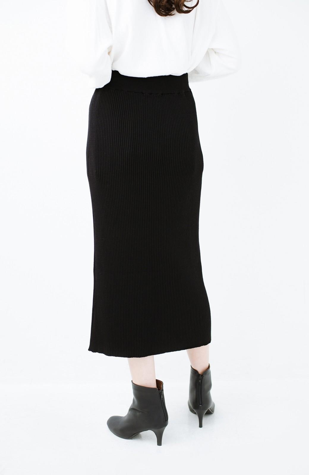 haco! これを履いたらパッと女っぽくなれちゃう便利なショートブーツ <ブラック>の商品写真5