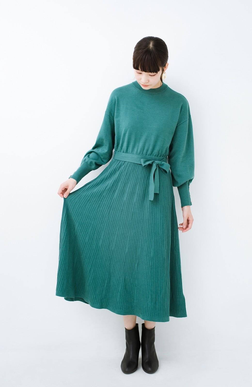 haco! これを履いたらパッと女っぽくなれちゃう便利なショートブーツ <ブラック>の商品写真14