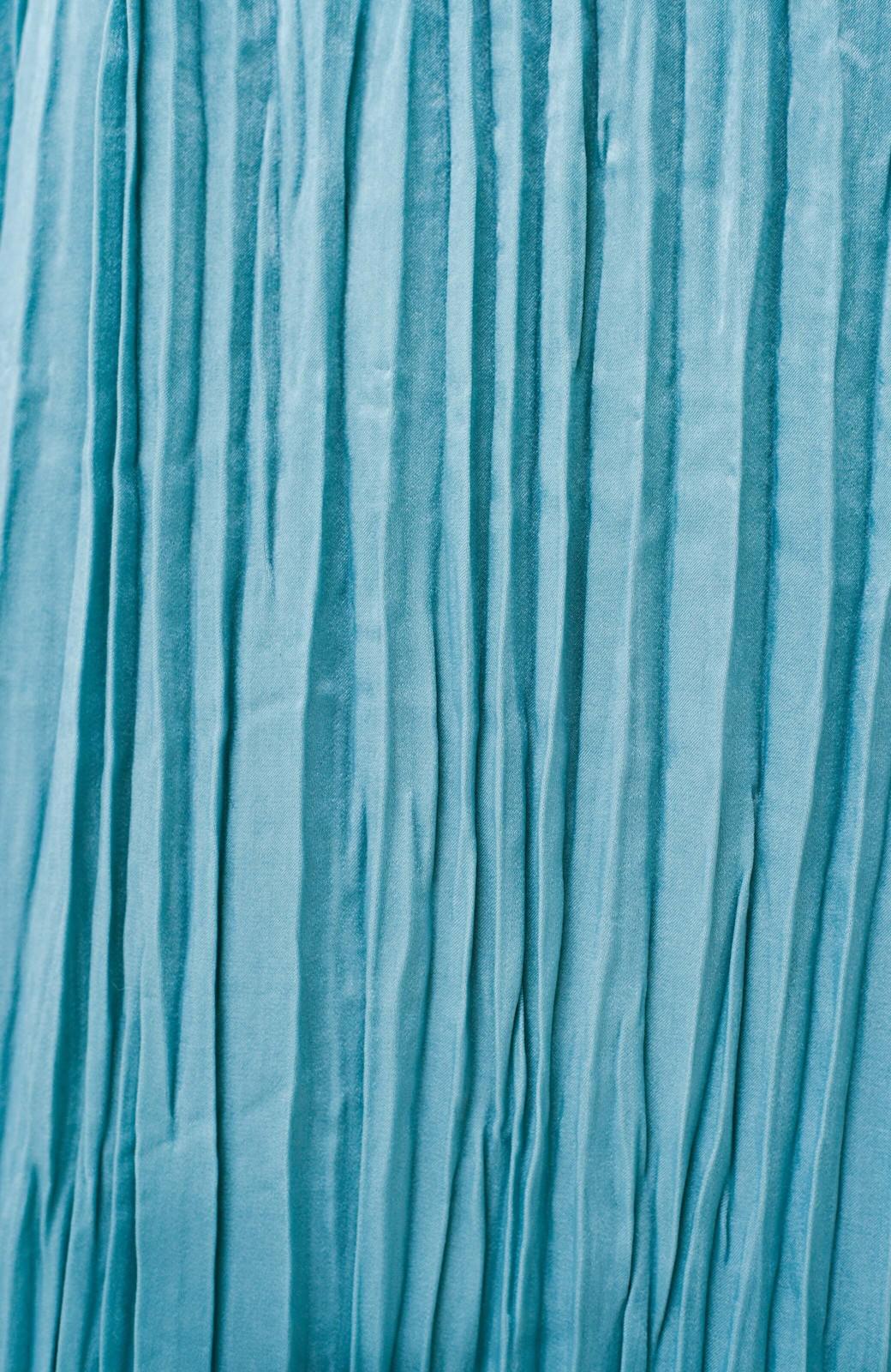 haco!  1枚でかわいいのはもちろん ワンピースとの重ね着にも便利なプリーツスカート <ミント>の商品写真6