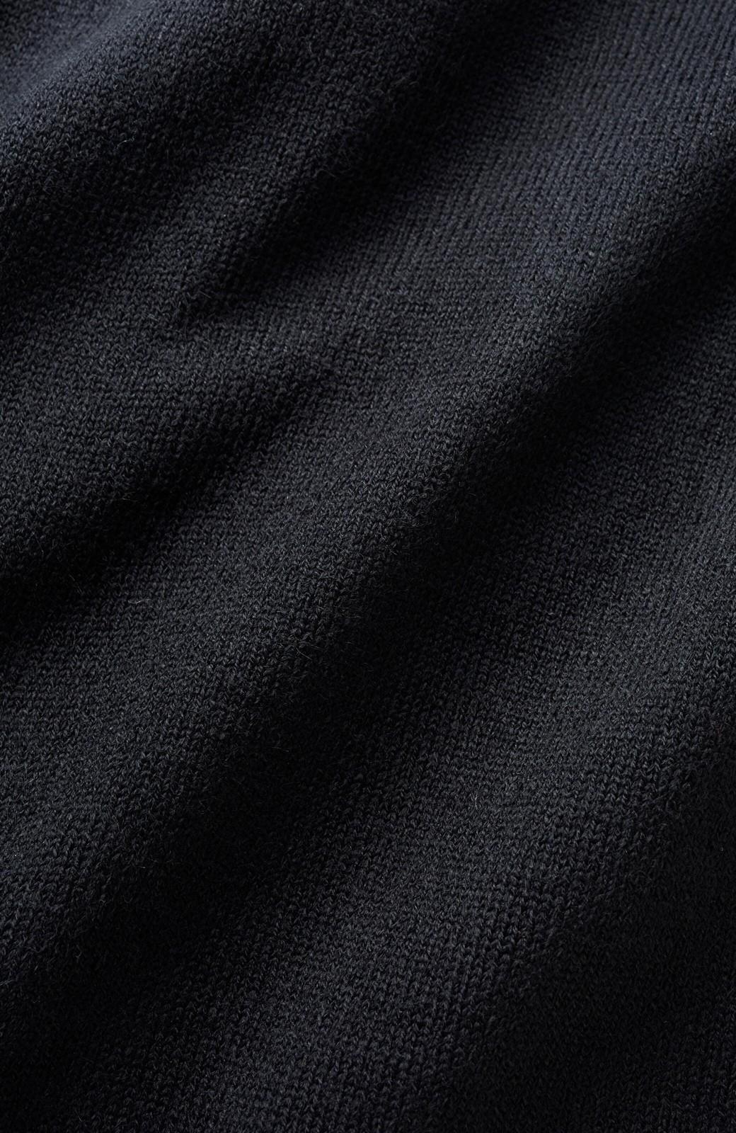 haco! 着こなし無限!自由自在なスリットロングニットとチェックプリーツスカートとチュール巻きスカートの3点セット <ブラック>の商品写真6