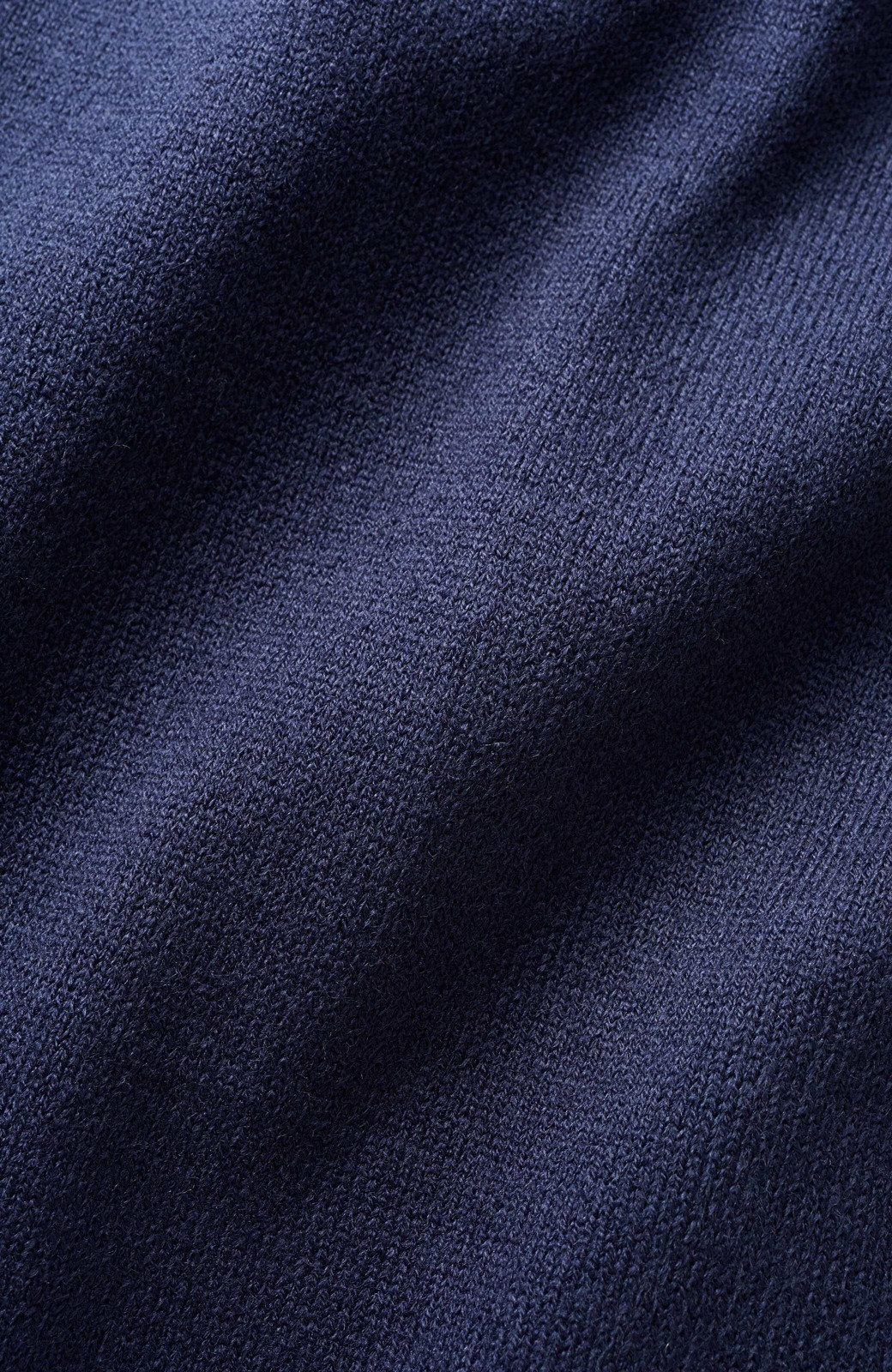 haco! 着こなし無限!自由自在なスリットロングニットとチェックプリーツスカートとチュール巻きスカートの3点セット <ネイビー>の商品写真5