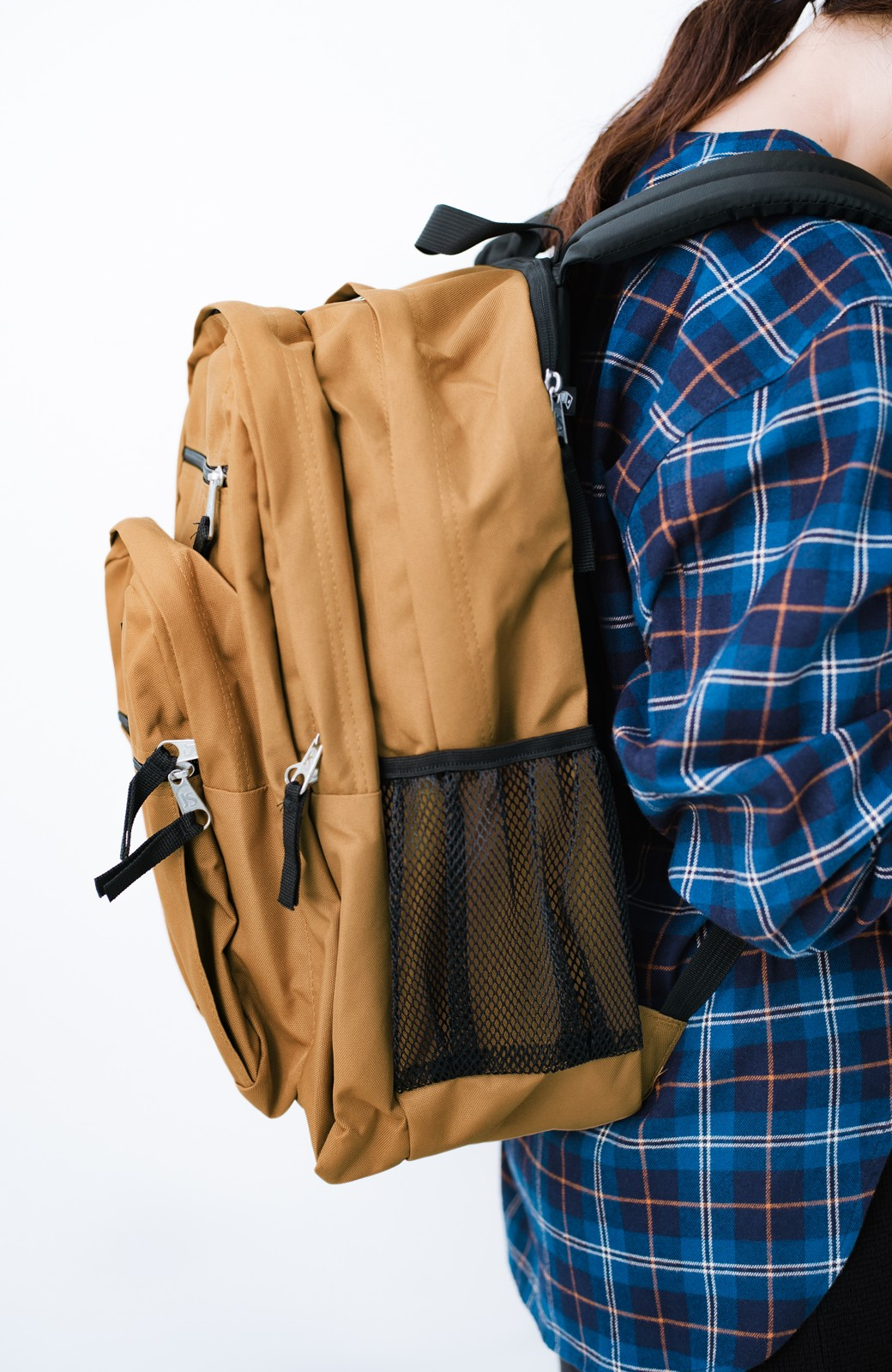 haco! JANSPORT NEW BIG STUDENT <ブラウン>の商品写真6