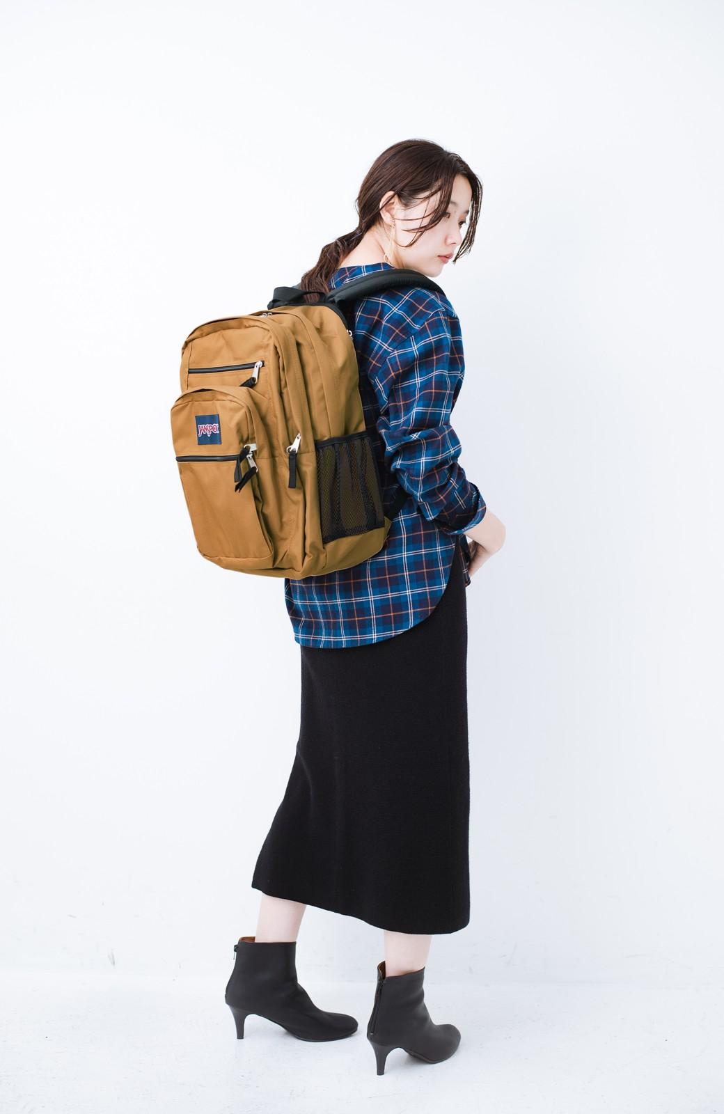 haco! JANSPORT NEW BIG STUDENT <ブラウン>の商品写真8