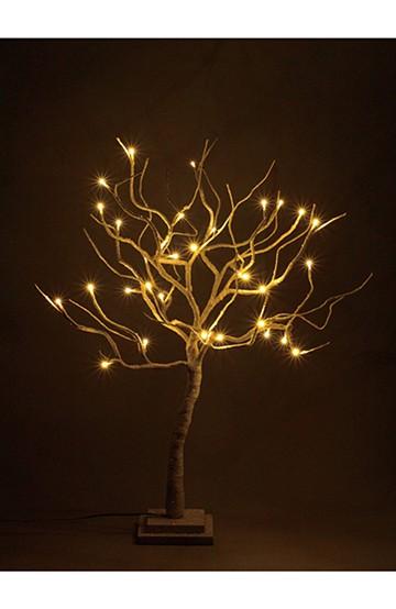 haco! LEDブランチツリーSサイズ <ホワイト>の商品写真