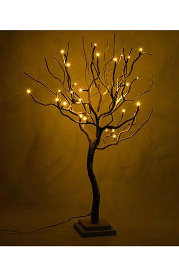 haco! LEDブランチツリーSサイズ <ブラウン>の商品写真