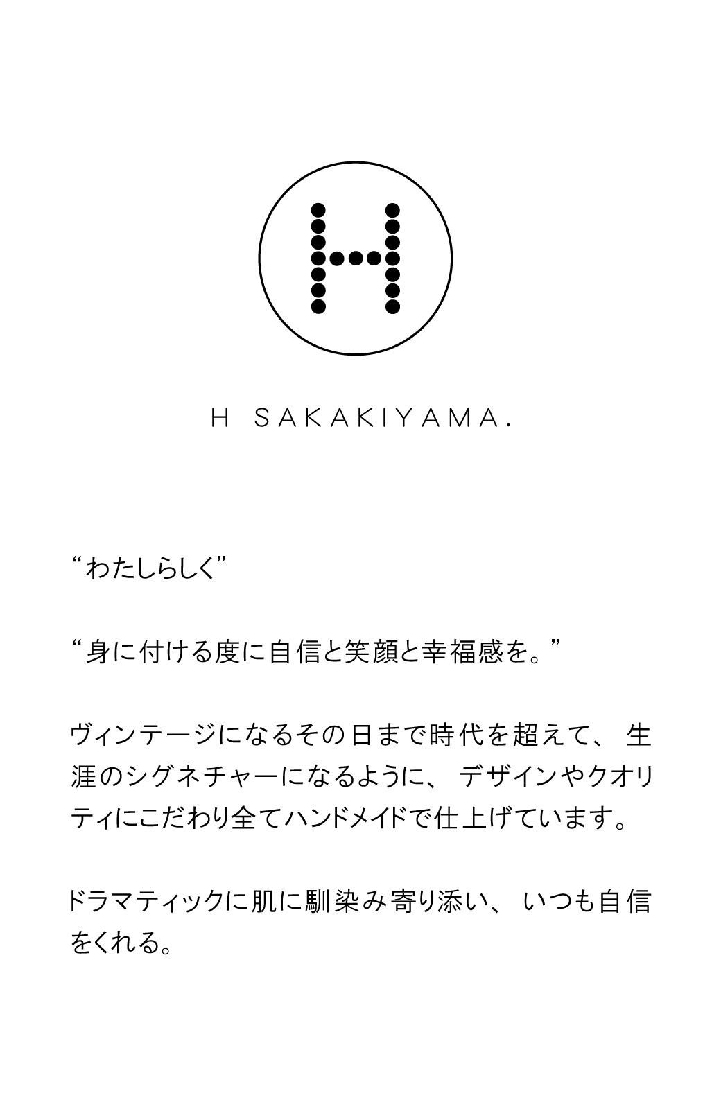 haco! てとひとて H SAKAKIYAMA. Horn ゴールドリング <ゴールド系その他>の商品写真8