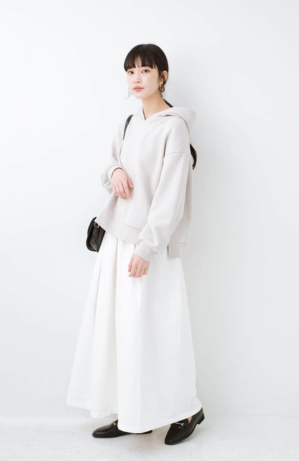 haco! Urvin 伊藤信子×sayurinishikuboコラボ tann'sスカート <ホワイト>の商品写真8