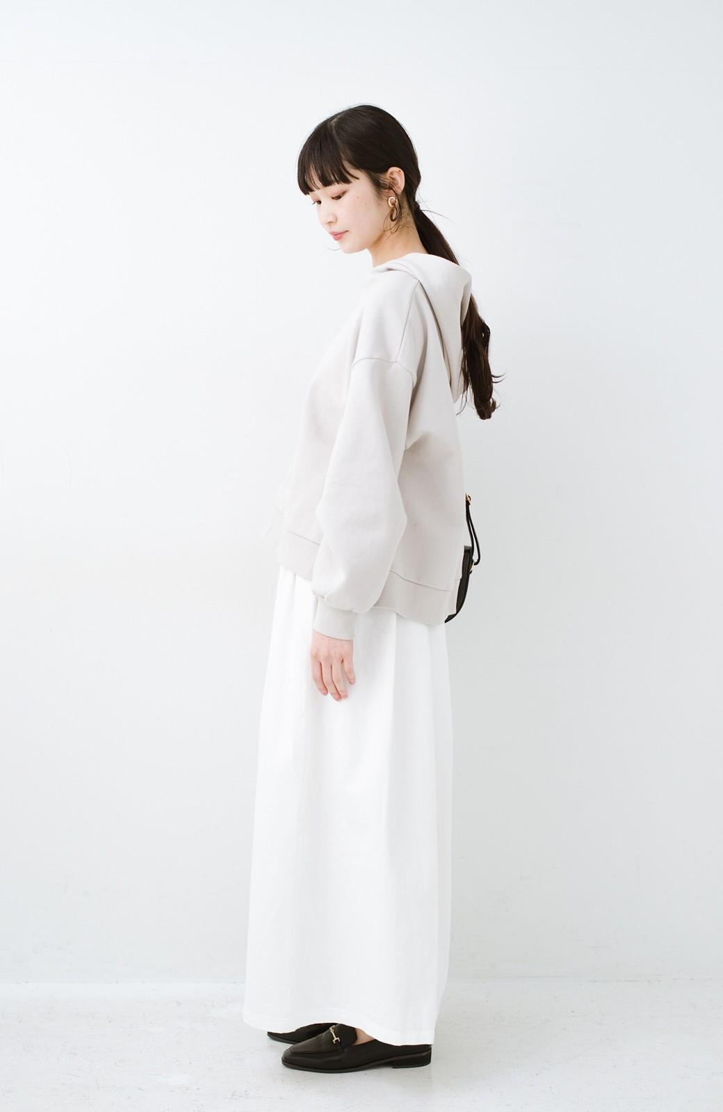 haco! Urvin 伊藤信子×sayurinishikuboコラボ tann'sスカート <ホワイト>の商品写真10