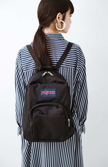 haco! JANSPORT FULL PINT <ブラック>の商品写真