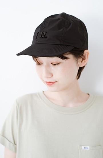 haco! F/CE.(エフシーイー) 8 PANEL CAP <ブラック>の商品写真