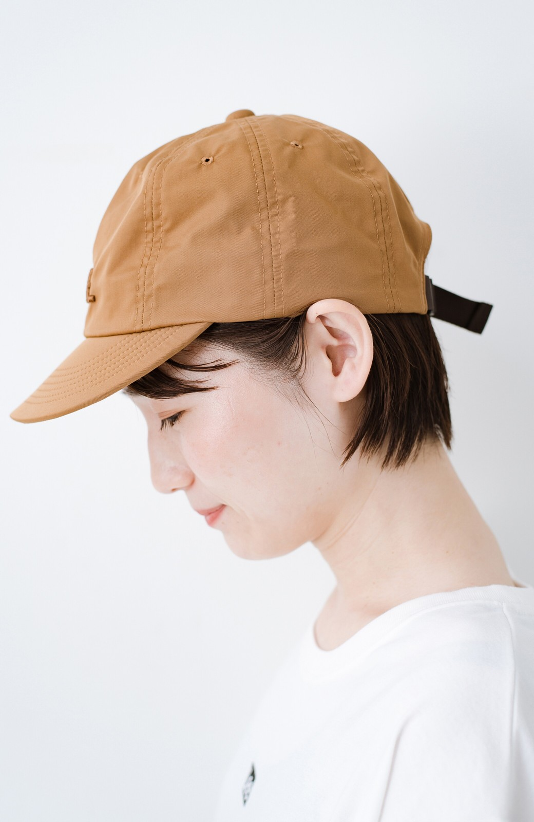 haco! F/CE.(エフシーイー) 8 PANEL CAP <ブラウン>の商品写真4