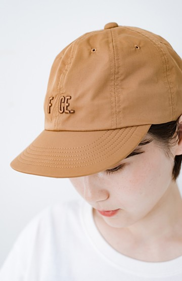 haco! F/CE.(エフシーイー) 8 PANEL CAP <ブラウン>の商品写真