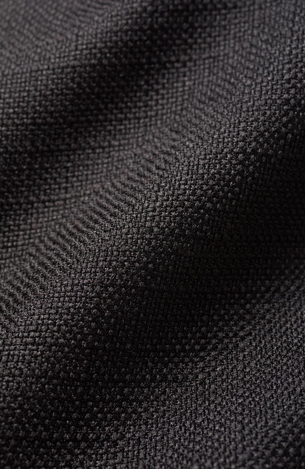 haco! 何てことないTシャツと重ねるだけでパッとかわいくなれる 魔法のようなジャンパースカート <ブラック>の商品写真3