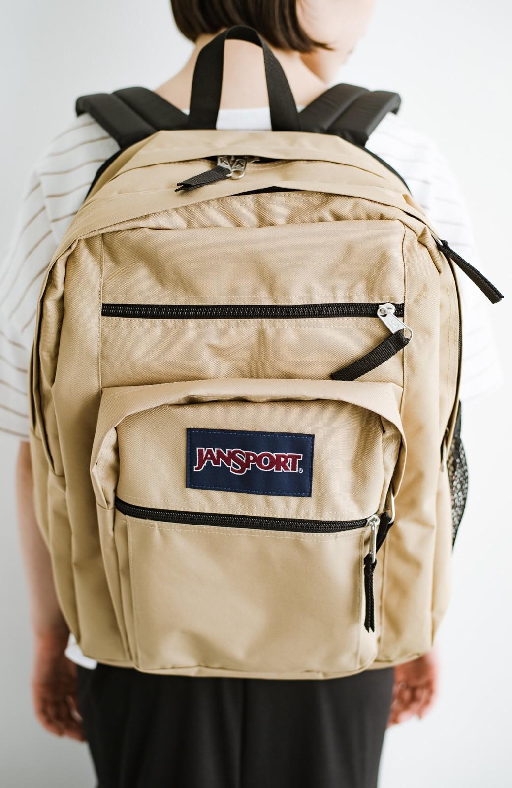 haco! JANSPORT BIG STUDENT <ベージュ>の商品写真2