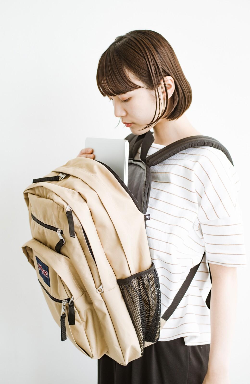 haco! JANSPORT BIG STUDENT <ベージュ>の商品写真6