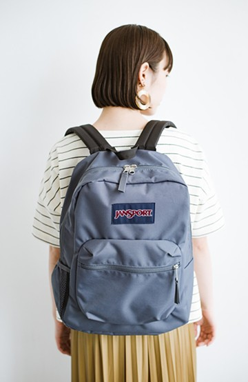 haco! JANSPORT CROSS TOWN <グレー>の商品写真