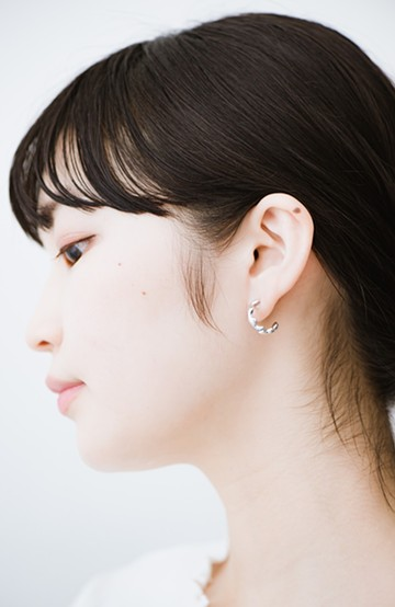 haco! Djurgarden PIERCE_021 <シルバー>の商品写真